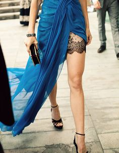 Why every girl needs a #silk #slip