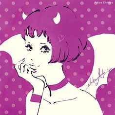 sweet devil girl  Illustration : Akira Ebihara