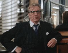 """2001 - Alan Rickman in """"The Search for John Gissing."""""""