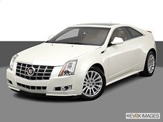 2013 Cadillac CTS Coupe 3.6L V6 RWD