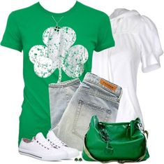 26 Ideas of St Patrick's Day Outfits: Green is everywhere! - Be Modish - Be Modish patricks day outfit ideas 26 Ideas of St Patrick's Day Outfits: Green is everywhere! - Be Modish Day Party Outfits, Night Outfits, Spring Outfits, St Patrick's Day Outfit, Outfit Of The Day, Photomontage, Night Out Outfit Clubwear, St. Patricks Day, Outfit Des Tages