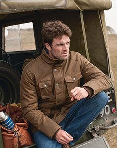 Highland Jacket £233.75