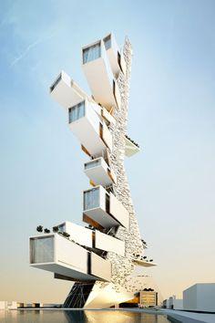 Hong Yi Evolo Skyscraper Competition