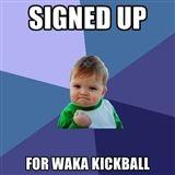 Success! Kickball.com