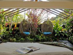 Our Favorite Designer Outdoor Rooms   Outdoor Spaces - Patio Ideas, Decks & Gardens   HGTV