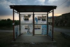 old bus stop - Google Search