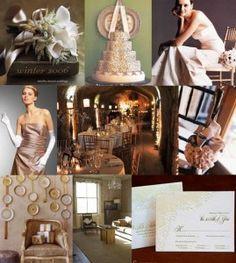 wedding theme.