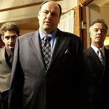 """Los Soprano, la primera serie que me pareció mejor que el cine... como molaba cuando se ponían el chandal y se sentaban en la terraza del restaurante, yo soy muy de """"Paulie"""""""