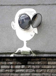 Les Illustrations amusantes dans les Rues de Paris de Sandrine Estrade Boulet (14)
