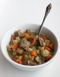 Slow-Cooker Success: Low-Calorie Beef and Vegetable Stew
