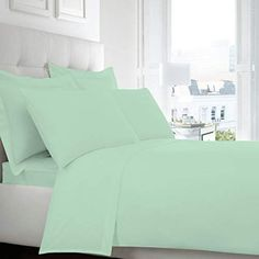 Great prices on your favourite Home brands, and free delivery on eligible orders. Fitted Bed Sheets, Backrest Pillow, King Size, Pillows, Egg, Furniture, Polyester, Free Delivery, Twin