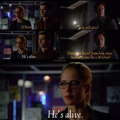 No one survives something like that, if Oliver lives, The CW has stopped caring.