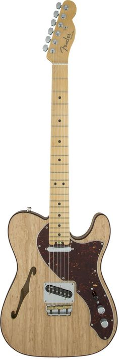 Fender American Elite Telecaster Thinline Electric Guitar #electricguitar