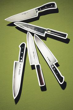 The Five Best Chef Knives by Jason Wilson (winner of 2010 James Beard award for best chef in the Northwest) and Matthew Amster-Burton