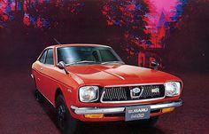1973 Subaru 1400 GSR Coupe by verner_oscar™, via Flickr