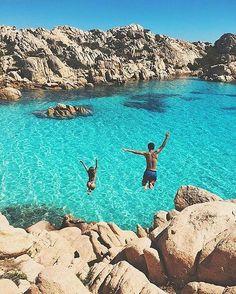Cala Coticcio - Isle of Caprera - Sardinia - Italy