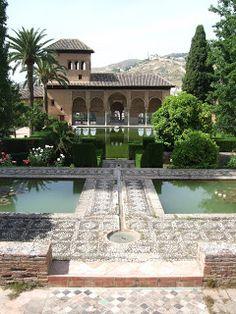 Granada, The Alhambra