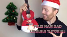 Here's how to play Feliz Navidad... on the ukulele... it's easy! I'll be doing more Christmas songs throughout December so leave your requests in the comment...