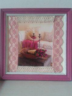 Handmade photo frame Frame, Handmade, Home Decor, Picture Frame, Hand Made, Decoration Home, Room Decor, Frames, Home Interior Design