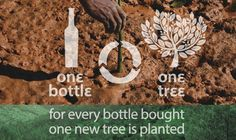Our motto and ethos. Planting a tree and saving lives in Africa