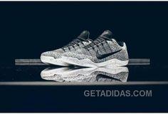 ca7d0792ba5c5f Nike Kobe 11 Elite Low 11 Oreo Panda Woven Black White 822675-100 Top  Deals
