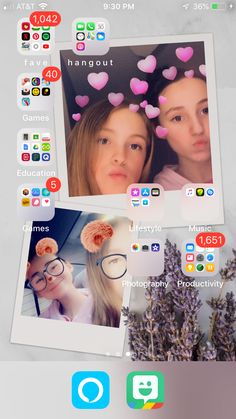 Iphone Home Screen Layout, Iphone App Layout, Mobile Applications, Phone Organization, Homescreen, Bff, Iphone Wallpaper, Smartphone, Backgrounds