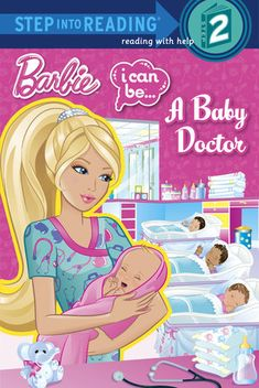 I Can Be...A Baby Doctor (Barbie) by Kristen L. Depken…