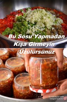 Appetizer Salads, Appetizers, Sauce Recipes, Cooking Recipes, Turkish Recipes, Food Preparation, Food Pictures, Food And Drink, Pasta