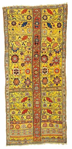 Title: A KURDISH WAGIREH    Origin: Northwest Persia, Kurdistan, 2nd half 19th century