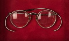 New collection of music memorabilia coming to Hard Rock including John Lennon's glasses