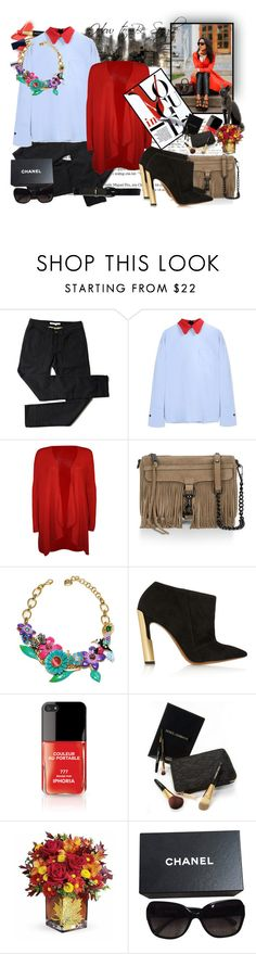 """""""How to Be Single"""" by tasha1973 ❤ liked on Polyvore featuring moda, Marni, WearAll, Rebecca Minkoff, Betsey Johnson, Calvin Klein Collection, Dolce&Gabbana, Chanel, Lauren Ralph Lauren e women's clothing"""