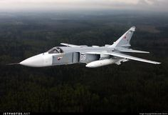 Russia Air Force Sukhoi Su-24M