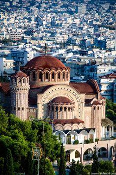 Agios Pavlos,Thessaloniki, Greece