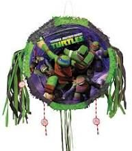 Unique Industries Ninja Turtles Pop Out Pinata