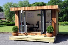 Image result for cool outdoor offices