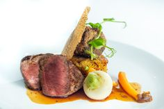 Eye Fillet dish at The Regent Room Dishes, Eye, Boutique, Luxury, Room, Plate, Rooms, Tableware, Cutlery