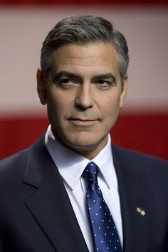 George Clooney - The Ides of March #GeorgeClooney