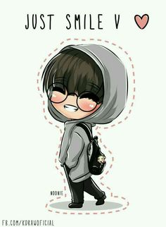 Chibi version of taetae