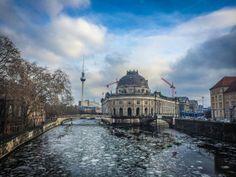 Museumsinsel in Berlin #sightseeing