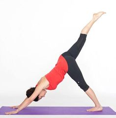 1000 images about week 6 entriesdownward dog pose on
