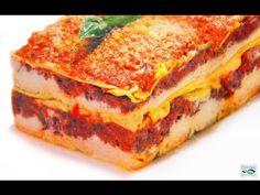 Lasagne Classiche con Ragù e Bechamel - Veg Raw Food