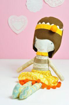 doll Carlota by PinkNounou