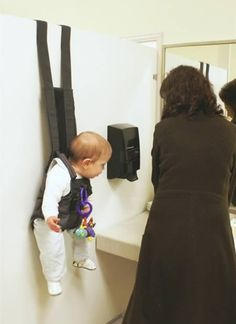 """13 Craziest Baby and Maternity Gadgets - Most of these """"inventions"""" are funny, some are creepy!"""