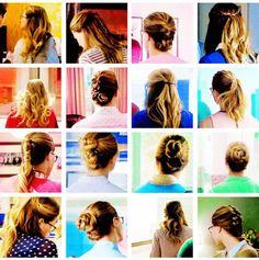 "melissa benoist ♕ on Twitter: ""Kara Danvers || Hairstyles ..."