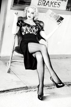 Ellen Von Unwerth Amber Heard For Guess, Fall 2011
