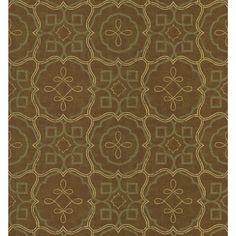 $68.44 Zoomed: Brewster Wallcovering Spanish Tile Wallpaper