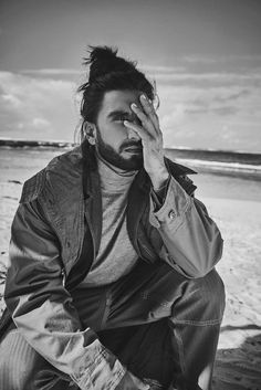 RANVEER Portrait Photography Men, Fashion Photography Poses, Bollywood Posters, Bollywood Actors, Shivam Gupta, Half Elf, South Hero, Bae, Trendy Mens Fashion
