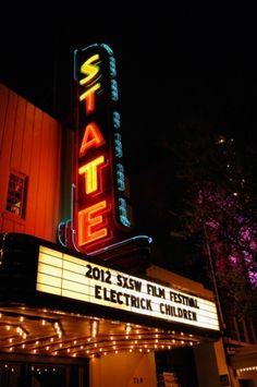 Venue Views - Get the Low Down on the Paramount & Stateside Theatres | SXSW 2013