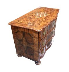 antik komód Country Chic, Hope Chest, Baroque, Storage Chest, Decorative Boxes, Shabby Chic, Furniture, Home Decor, Marquetry