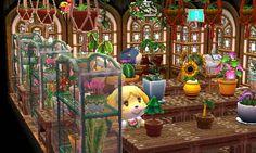 My lil garden shop